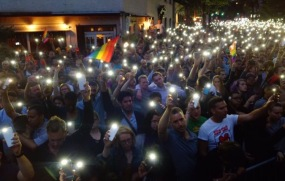 Stonewall Inn Rally Photo